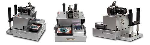 Iris Cam Platform with Digital SLR System